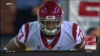 2017 - USC Trojans at Washington State Cougars in 40 Minutes