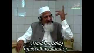 molana ishaq  -  khutba in punjabi - Ayat al Qursi Ki Tafseer -  2012