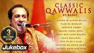 Classic Qawwalis by Rahat | Top Romantic Qawwalis | Rahat Fateh Ali Khan