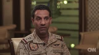 BREACKING Saudis: Missile evidence Iran backing Yemeni rebels
