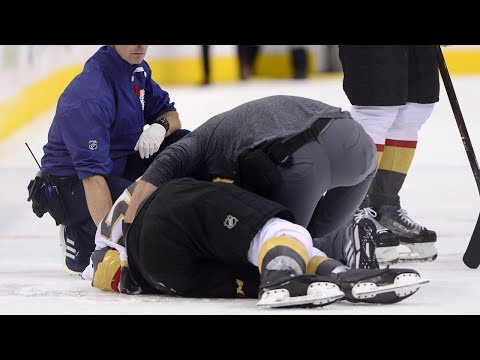 NHL 2018 2019 Injuries Part 1