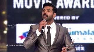 SIIMA 2016 Best Actor Negative Role Tamil | Arun Vijay - Yennai Arindhal