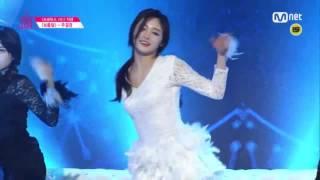 보름달 멤버 김소혜 주결경 정채연(설명란 확인부탁)
