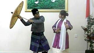 [Tutorial] TARI PAYUNG Babendi - Sumatera Barat Minangkabau Dance - KBRI Abu Dhabi [HD]