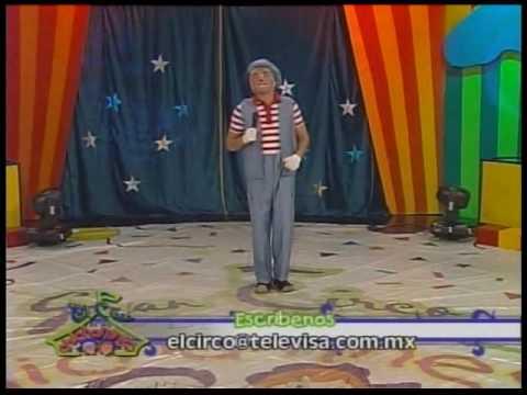 La Abuelita en El Circo de Los Chicharrines 2 Ago 08