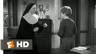 The Bells of St. Mary's (2/8) Movie CLIP - Boxing With a Nun (1945) HD