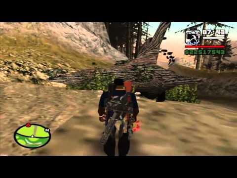Loquendo GTA San Andreas Misterios Parte 1 Sin Mods en los misterios