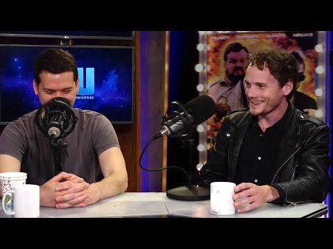 Full Interview With Green Room s Anton Yelchin & Director Jeremy Saulnier SJU Extra