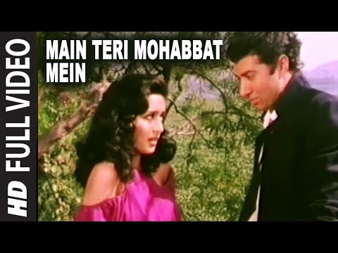 Xxx Mp4 Main Teri Mohabbat Mein Full HD Song Tridev Sunny Deol Madhuri Dixit 3gp Sex