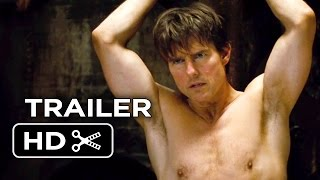 Mission: Impossible - Rogue Nation Official Teaser Trailer (2015) - Tom Cruise Action Sequel HD