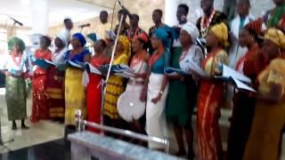 Mha Tue Maria by Holy Rosary Catholic Church Choir Benin City Ocy 2nd Concert