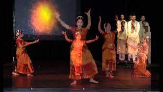 Panchabhootam - a multimedia, music & dance production on the five elements of nature