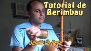 Tutorial de Berimbau #15 (Toque de Samba de roda - Mestre canjiquinha)