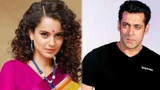 Why Is Kangana Ranaut Upset With Salman Khan? | Bollywood Gossip