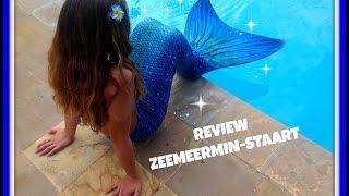 Review Zeemeerminstaart Suntails en Aliexpress, zwemmen als een zeemeermin!