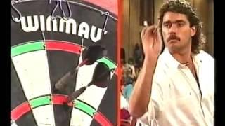 Darts World Masters 1994 Semi Final Adams vs Beaton