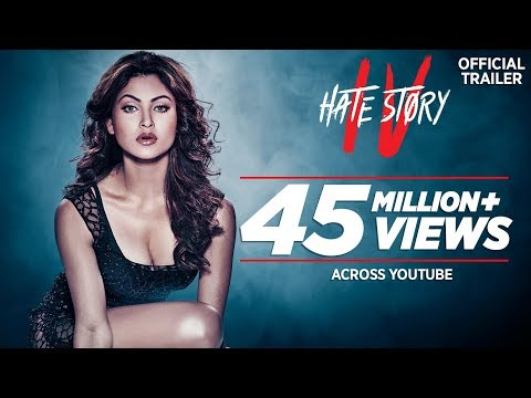 Xxx Mp4 Official Trailer Hate Story IV Urvashi Rautela Vivan B Karan Ihana Vishal Pandya T Series 3gp Sex