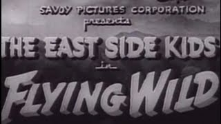 Flying Wild (1941) [Comedy] [Drama]