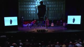 To Mothers of Sons | Reenah Golden, Liam Knighten, Adrian E Lim and Steve Humphrey | TEDxFlourCity