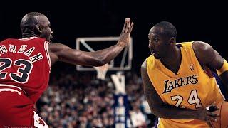 Identical Plays: Kobe Bryant vs Michael Jordan