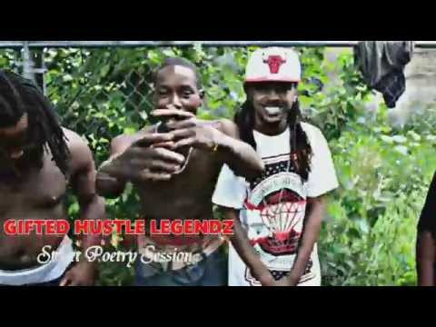 Gee Gifted The Legend 1 (Street Poetry Sessions) CHICAGO-VLOG 1 | Shot By: GHS | FILMS