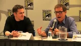 Teen Wolf Comic Con panel 2011