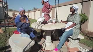 Thenjiwe and Dawn Thandeka King funny skit as maids