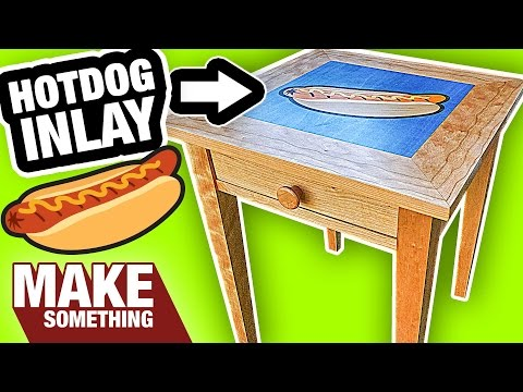 Xxx Mp4 How To Make A Shaker Table With A Hotdog Wood Inlay 3gp Sex