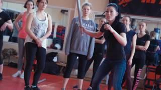 Крав Мага Женская самооборона. Использование подручных средств 11 марта 2017