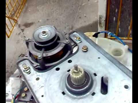 Montando o mecanismo da lavadora brastemp 7kg eletrônica