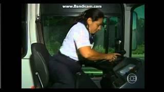 Empresas contratam mulheres para dirigir ônibus !