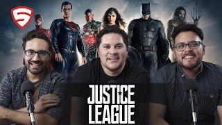 Justice League Special Comic-Con Footage Reaction!
