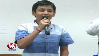 Google boy Agastya Jaiswal Speech