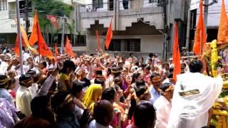 Hinglaj Mata Procession by Bhavsar Kshatriya Samaj Hyderabad.