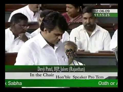 15th Lok Sabha Oath.