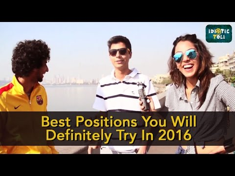 Best Positions You Will Definitely Try In 2016