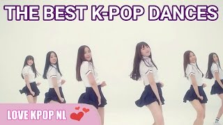 [TOP 35] The Best K-POP Dances