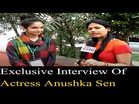 Xxx Mp4 Exclusive Interview Of Actress Anushka Sen 3gp Sex