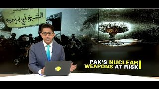 Are Pakistan's Nuclear assets under threat? (WION Gravitas)