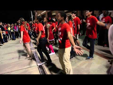 CCHS Flash Mob