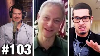 #103 HOLLYWOOD HATES AMERICA! Gary Sinise and Shaun King   Louder With Crowder