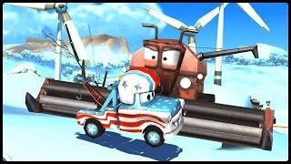Cars Mater - Fast as Lightning