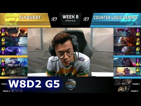 Xxx Mp4 FlyQuest Vs CLG Week 8 Day 2 S8 NA LCS Summer 2018 FLY Vs CLG W8D2 3gp Sex
