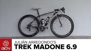 Julián Arredondo's Trek Madone 6.9 | Giro D'Italia 2014