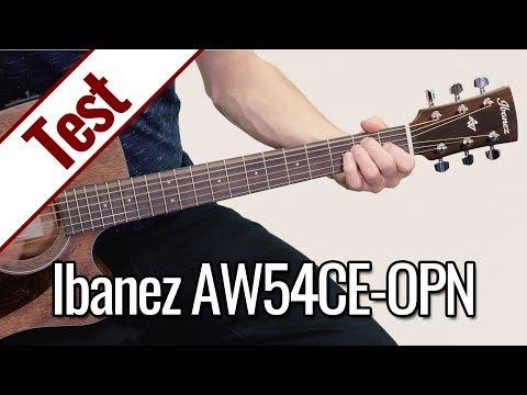 Xxx Mp4 Ibanez AW54CE OPN Gitarrentest 3gp Sex