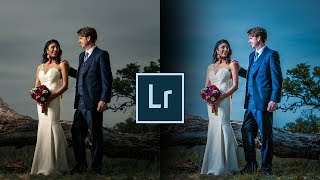 Wedding Lightroom Tutorial : How to Edit a Lightroom Wedding Photo! in just 3 Minutes