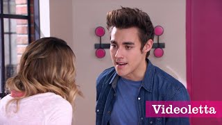 "Violetta 3 English: Vilu sings ""Underneath it all"" and Leon comes in Ep.51"