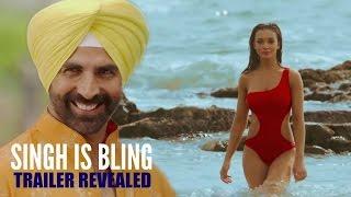 Singh Is Bling Trailer REVEALED | Akshay Kumar | Amy Jackson | Lara Dutta