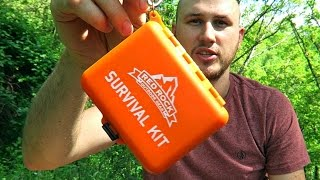 $15 Survival Kit Unboxing