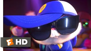 The Secret Life of Pets 2 - Snowball's Rap Scene (10/10) | Movieclips